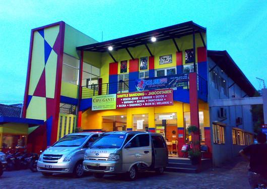 Alamat Cipaganti Travel Kantor dan Agen di Bandung