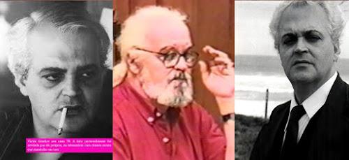 O camaleônico Victor: de Fellini a Haroldo de Campos