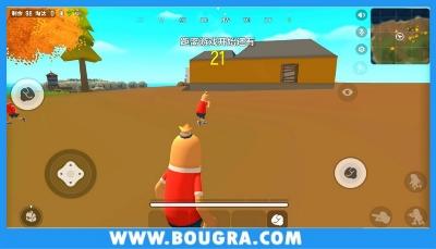 تنزيل لعبة sausage man android برابط مباشر