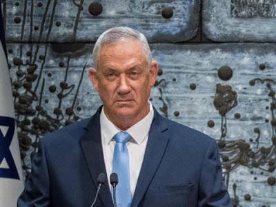 Gantz se reunirá amanhã com Bibi na tentativa de formar um governo de unidade