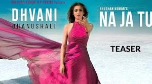 Na Ja Tu Lyrics | Dhvani Bhanushali |Tanishk Bagchi