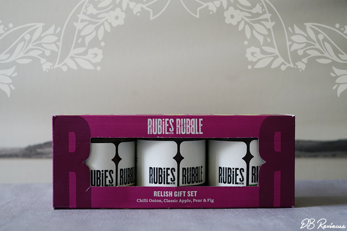 Relish Gift Set from Rubies in the Rubble