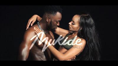 VIDEO   Mukide - Finally - DJ Mwanga
