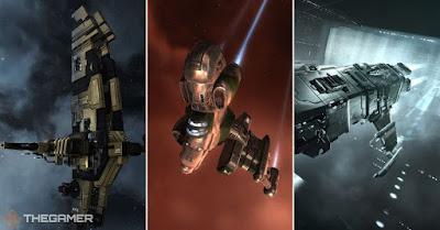 Eve Online Explorer Ships