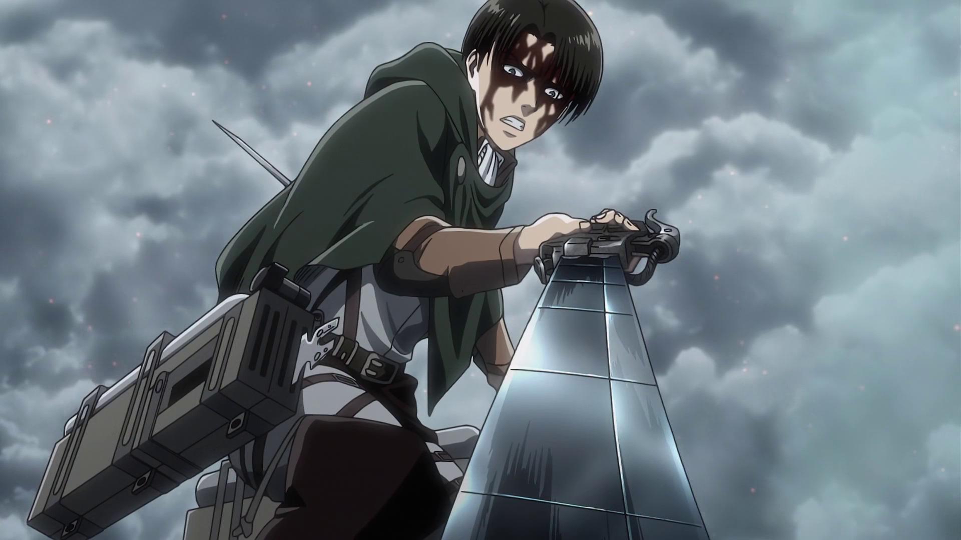 Ataque a los titanes (Shingeki no Kyojin) (2018) Temporada 3 1080p BRrip Japones