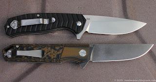 Fura Gear FG-15 and Eafengrow EF70 kwaiken