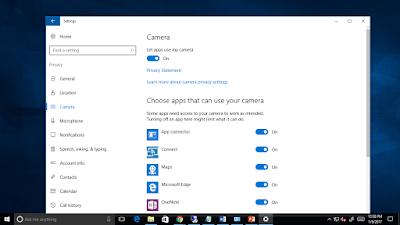 Trun-on-camera-app-windows-settings