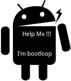 Cara atasi android sampai logo (Bootloop) terbaru