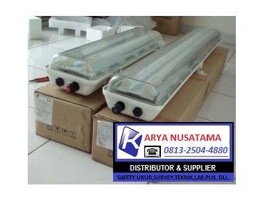 Jual Warom BAY51Q 2 x 36 Watt Explosion Proof di Batam