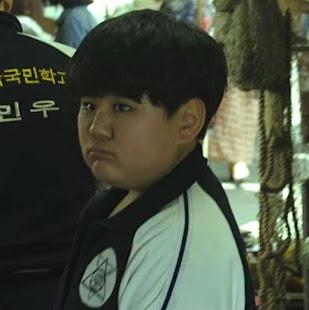 Lee Man-gi, campeón de ssireum