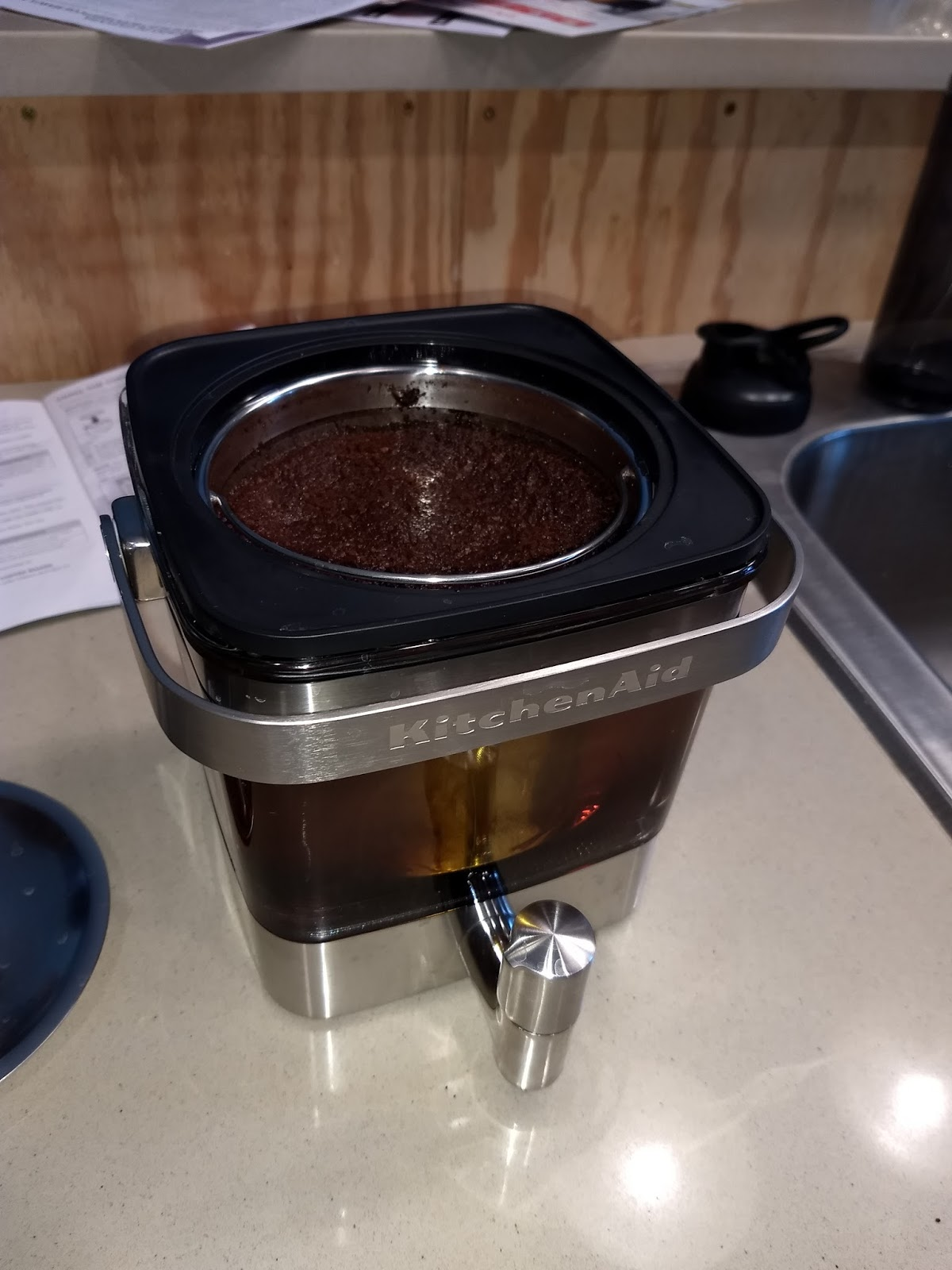How To Make Cold Brew Coffee Coffee Maker Journal