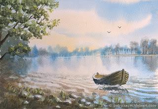 Sosta a Poesie del Lago