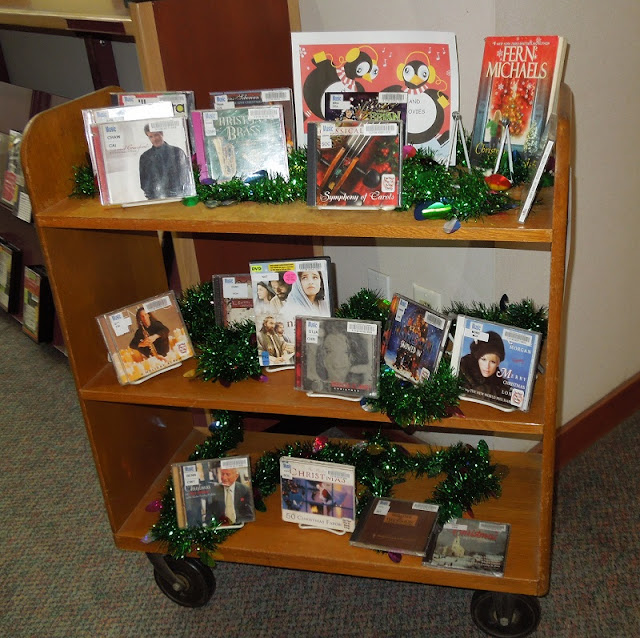 See What the Paso Robles Library Has for the Holidays