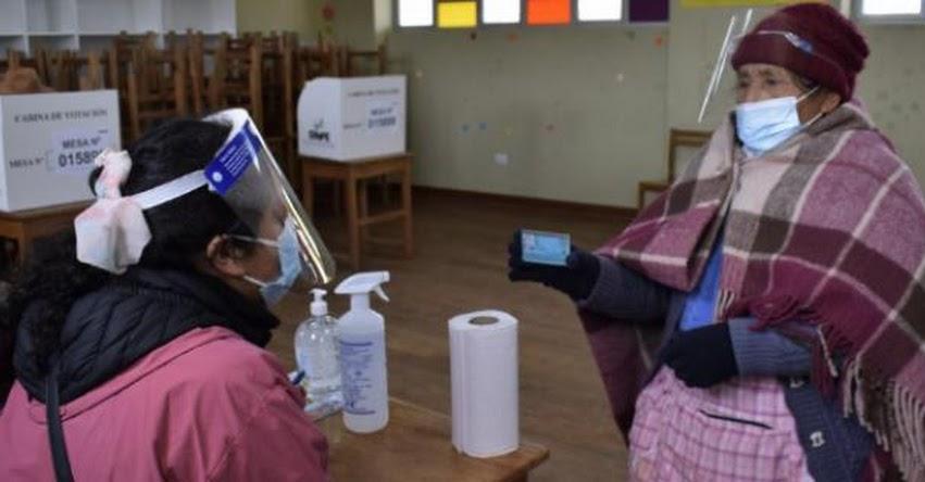 ONPE: Hasta el 25 de octubre de 2021 podrán solicitarse mesas de sufragio en centros poblados, con miras a las elecciones primarias y elecciones regionales y municipales 2022
