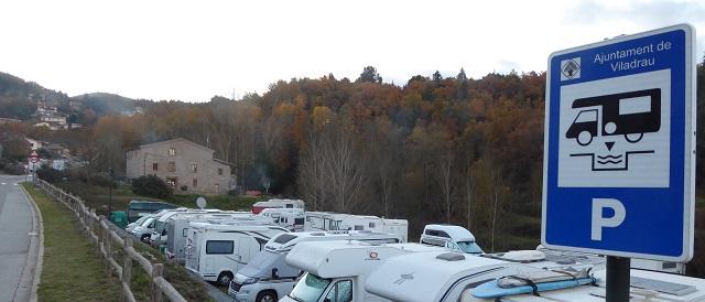 Vista de l'àrea de Viladrau