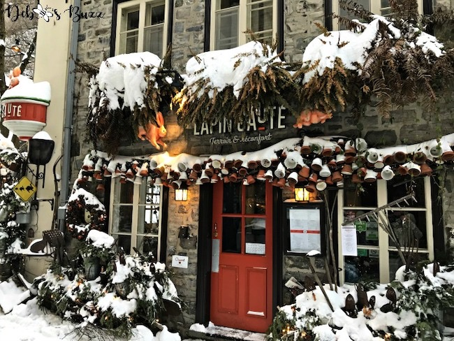 Embrace the Season in Upper Quebec City by Debbee's Buzz featured at Pieced Pastimes