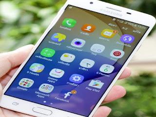 Cara Mengatasi Lupa Pola Samsung Galaxy J7 Prime