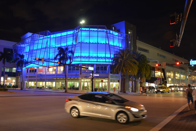 South Beach by Night
