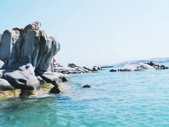Παραλία Κολυμπήθρες
