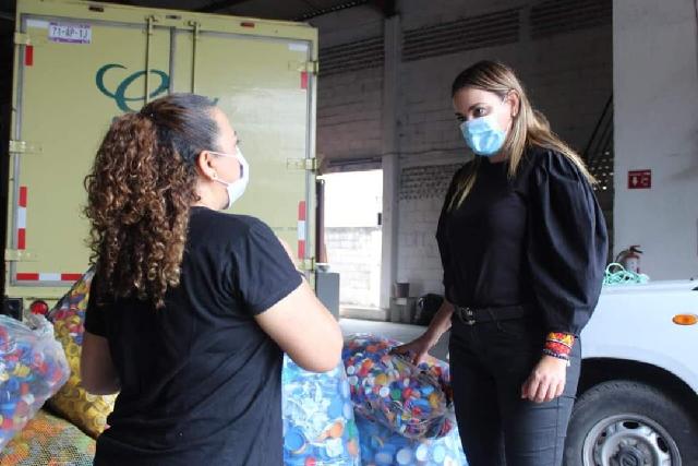 Insiste Cecilia Patrón en el Ingreso Básico Universal (IBU) para apoyar de manera temporal a familias afectadas por el Coronavirus