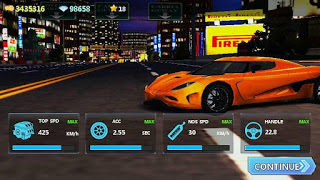 City Racing 3D v1.6 Mod Apk-screenshot-2