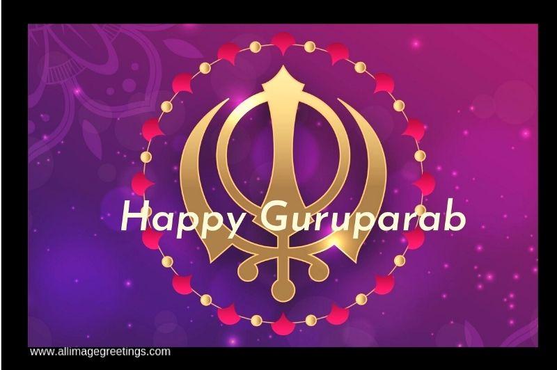 Happy Guru Nanak Jayanti greetings