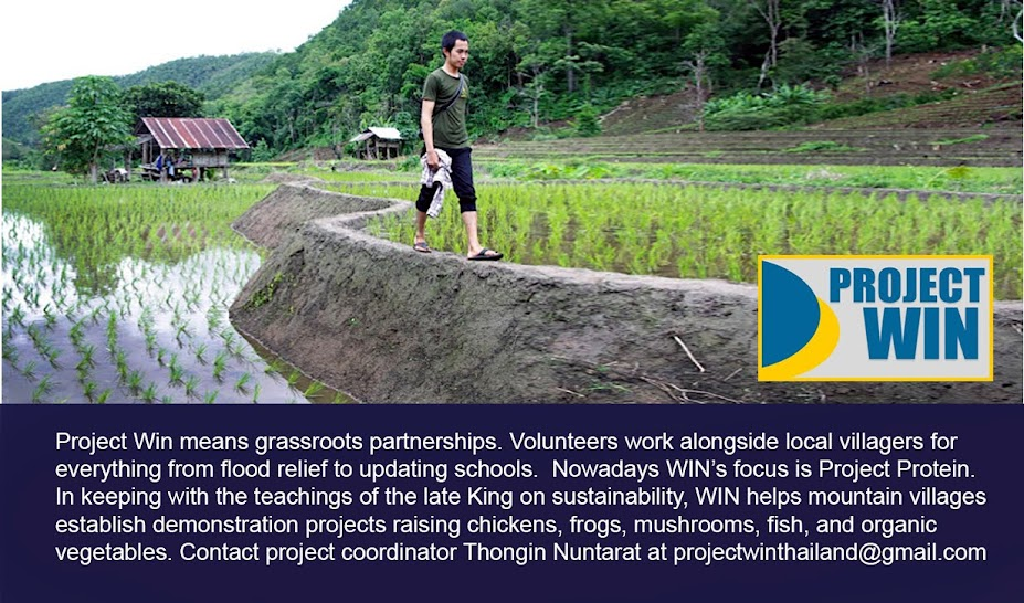 Project  WIN: Grassroots Partnerships for Thailand