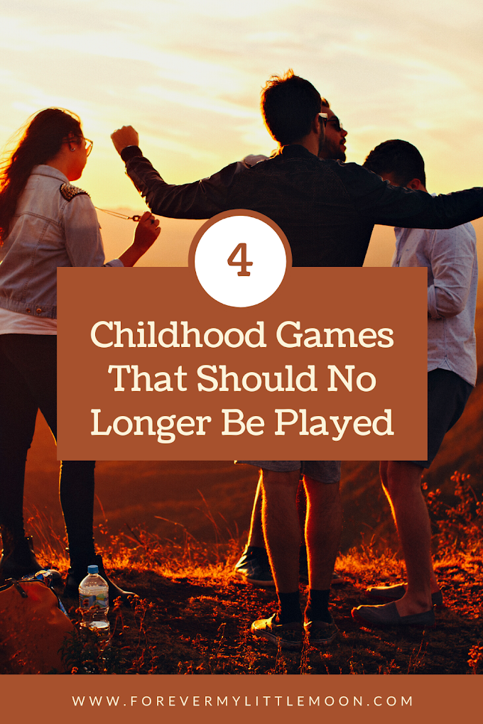 4 Childhood Games That Should No Longer Be Played