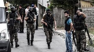 السلطات التركية تعتقل 271 جندياً من أنصار رجل الدين فتح الله غولن