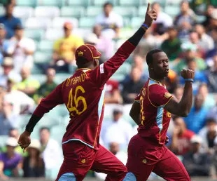 West Indies vs Pakistan 2nd Match ICC CT 2013 Highlights