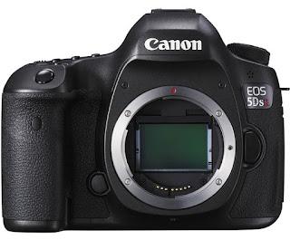 Доступная сейчас модель Canon EOS 5DS R
