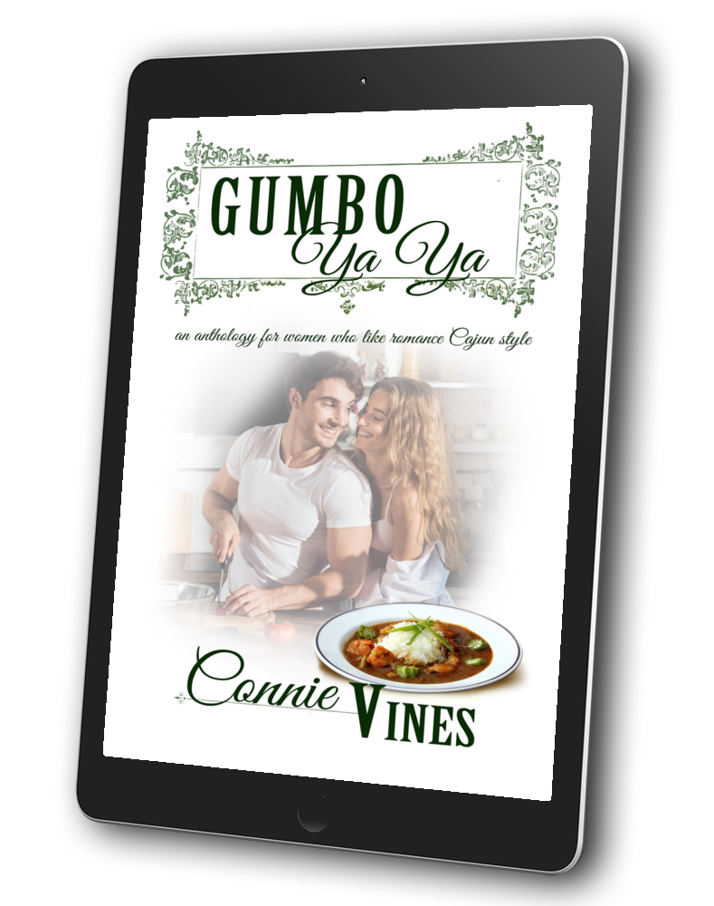 CONNIE VINES: Dishing Quirky Tales of Romance & Suspense