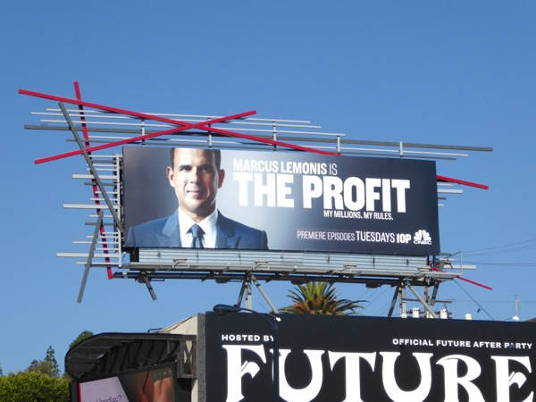 Marcus Lemonis Profit season 4 billboard