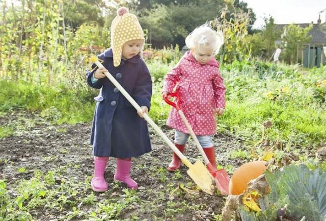 Πρότυπο νηπιαγωγείο-φάρμα που μαθαίνει στα παιδιά να ζουν κοντά στη φύση