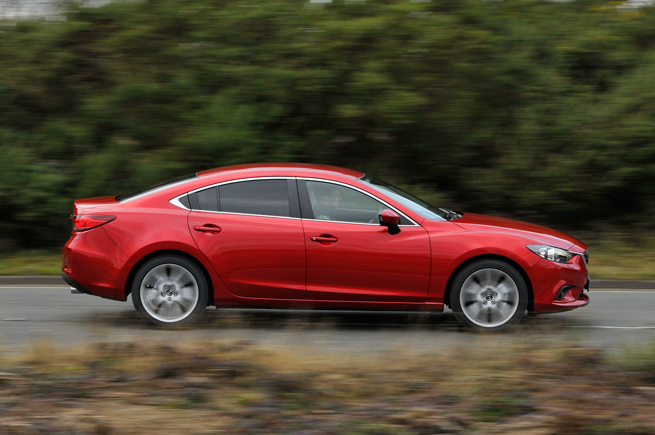 Spesifikasi All-New Mazda 6 Indonesia