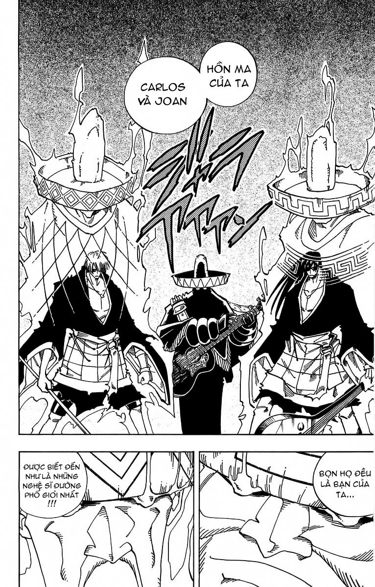 Shaman King [Vua pháp thuật] chap 115 trang 2