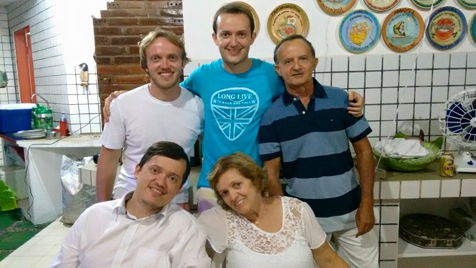 Blog Dos CordÉis: O Mundo é Bão Sebastião