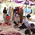 Kapolda dan Wakapolda Kepri Menghadiri Penyembelihan Hewan Kurban