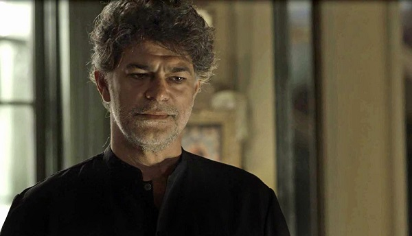 Murilo, na novela 'O Sétimo Guardião' (Imagem: Reprodução/TV Globo)