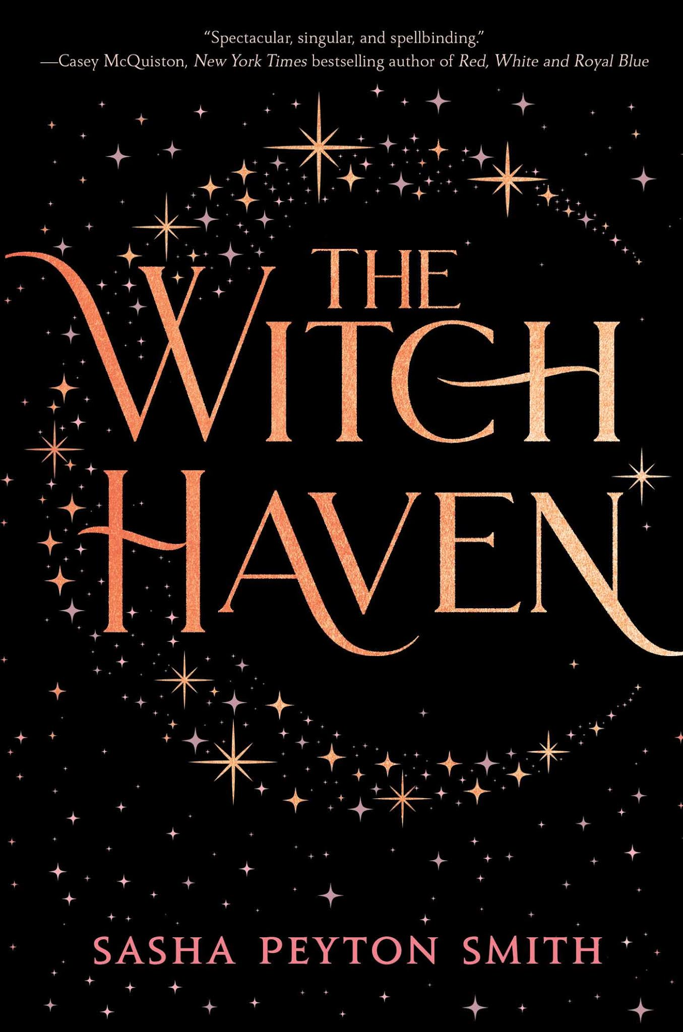 The Cover Contessa ARC Review The Witch Haven by Sasha Peyton Smith