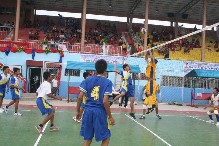 western visayas regional athletic association meet 2012