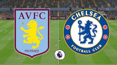 بث مباشر مشاهدة مباراة تشيلسي واستون فيلا بث مباشر اليوم 2020-6-21 في الدوري الانجليزي