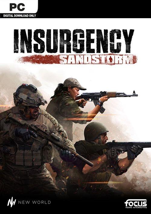 Insurgency: Sandstorm (PC) Torrent
