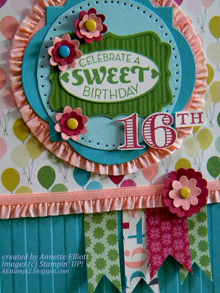 Happy Sweet 16 To Dylan S Candy Bar: AEstamps A Latte...: Happy Sweet 16 To My Daughter, Rebecca