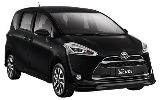 Toyota Sienta sebagai Pilihan Mobil Keluarga, & Harga Sienta Medan di Auto2000