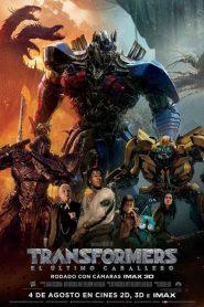 Transformers 5 (El último Caballero) (2017) Online latino hd