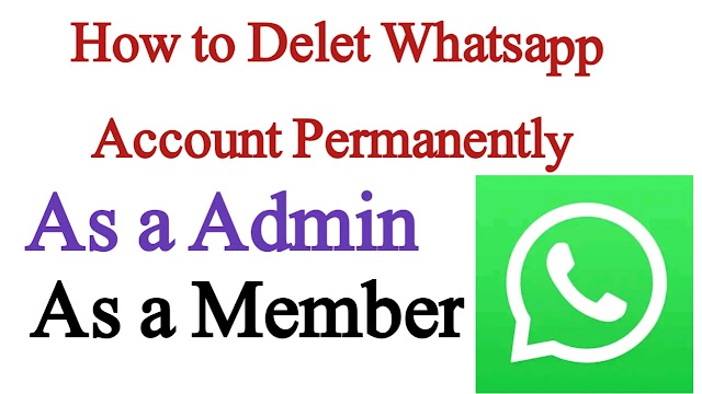 how to delete a WhatsApp group Permanently