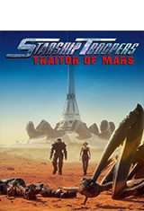 Starship Troopers: Traitor of Mars (2017) WEB-DL 1080p Latino AC3 2.0 / ingles AC3 5.1
