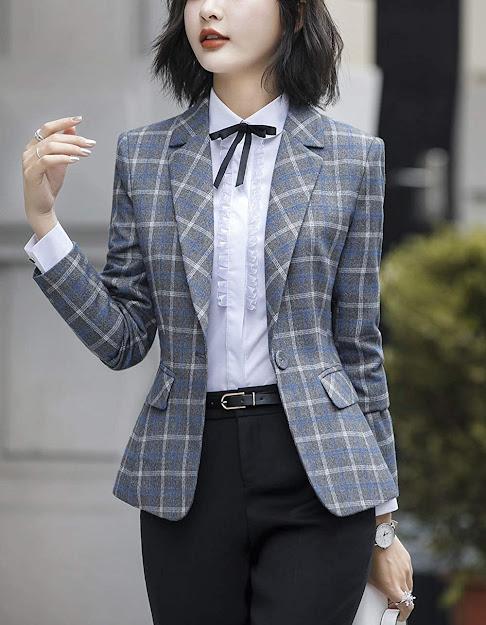 Korean Blazers for Women