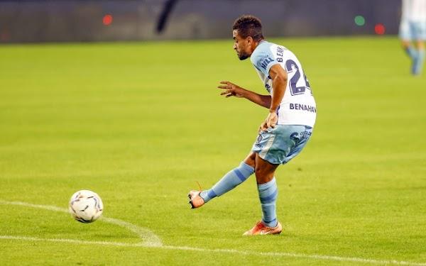 Málaga, Pellicer confirma que Benkhemassa se pierde lo que resta de temporada